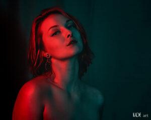 Amanda Lights 2